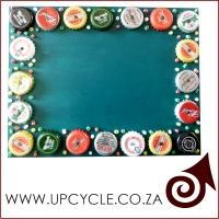 bottle top frame