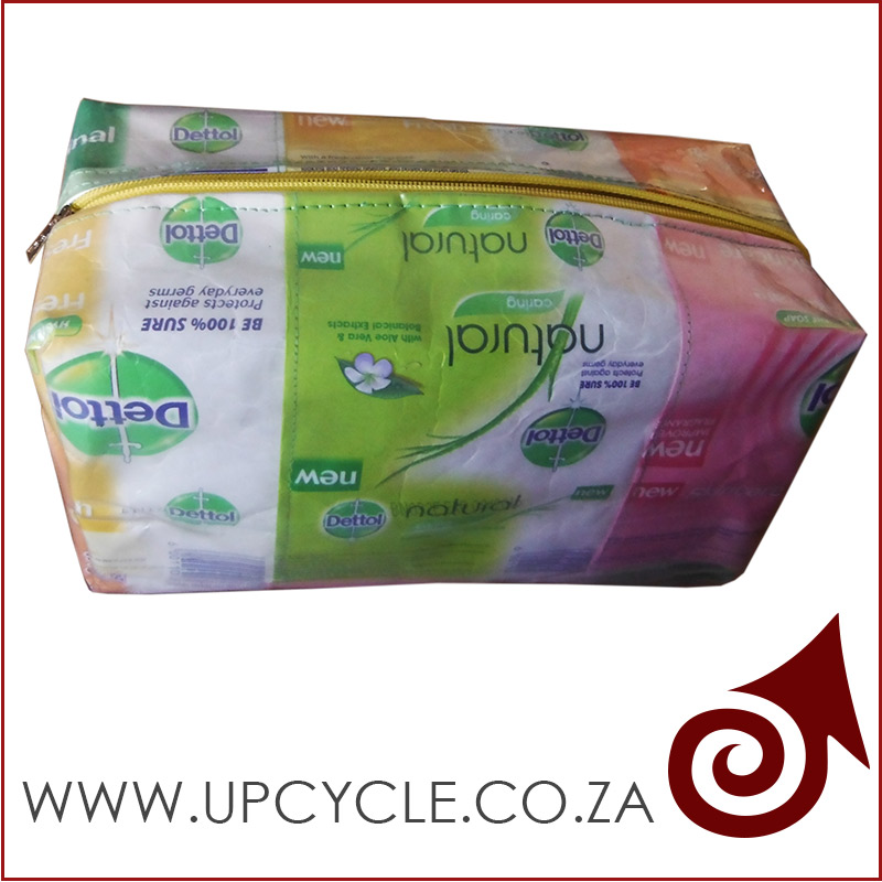 dettol soap makeup bag
