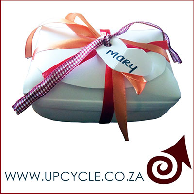 milk bottle gift box