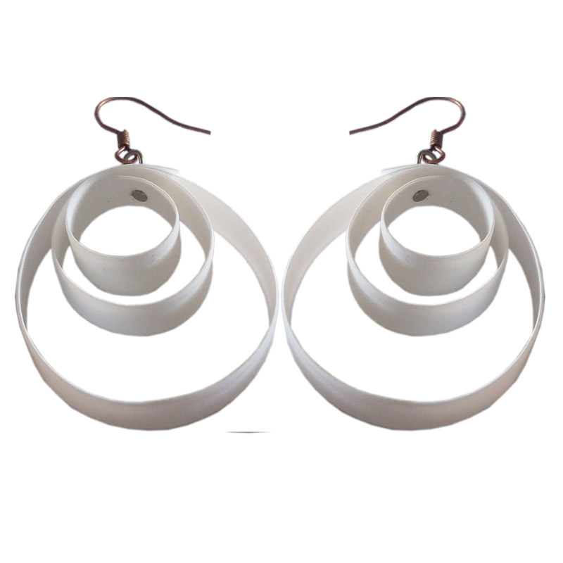 milk bottle earrings