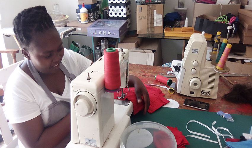 bongi sewing